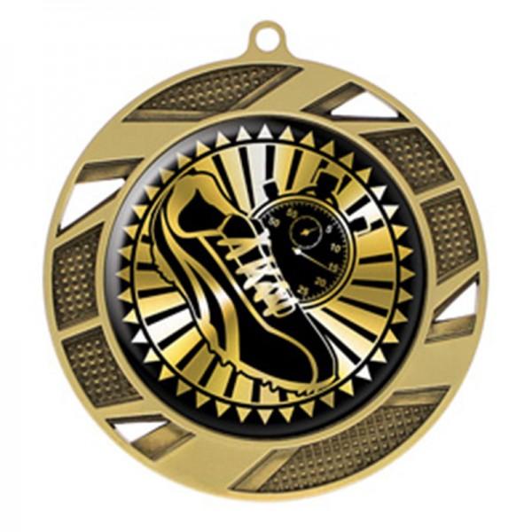 Médaille Or Marathon 2 3/4 po MMI50316G