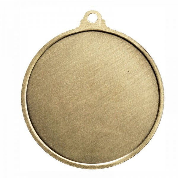Volleyball Medal 2 1/4 in MS617 BACK