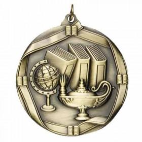 Médaille Or Académique 2 1/4 po MS612AG