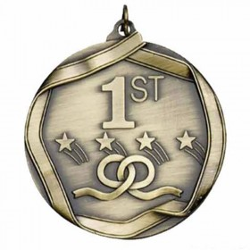 1st Position Medal 2 1/4 in MS691