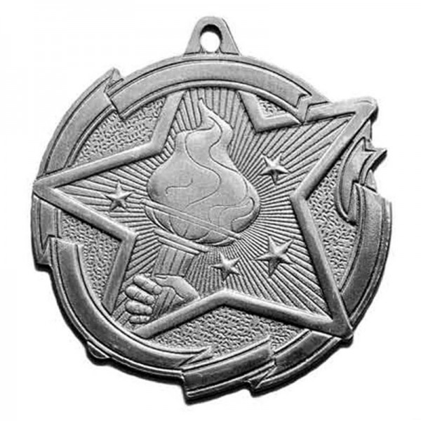 Victory Silver Medal 2 3/8 in MD1701AS