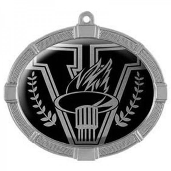 Victory Silver Medals 3 3/8 in MMI62801S