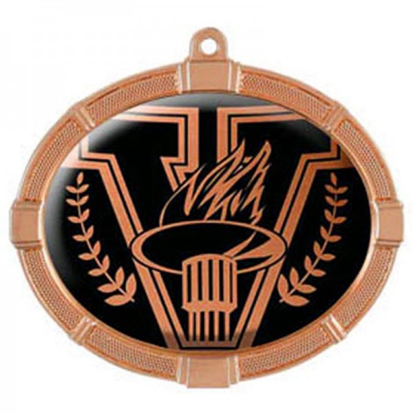 Victory Bronze Medals 3 3/8 in MMI62801Z