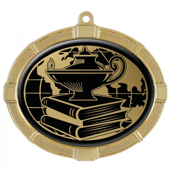 Academic Gold Medals 3 3/8 in MMI62812G