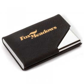 Black Business Card Holder LG67-G