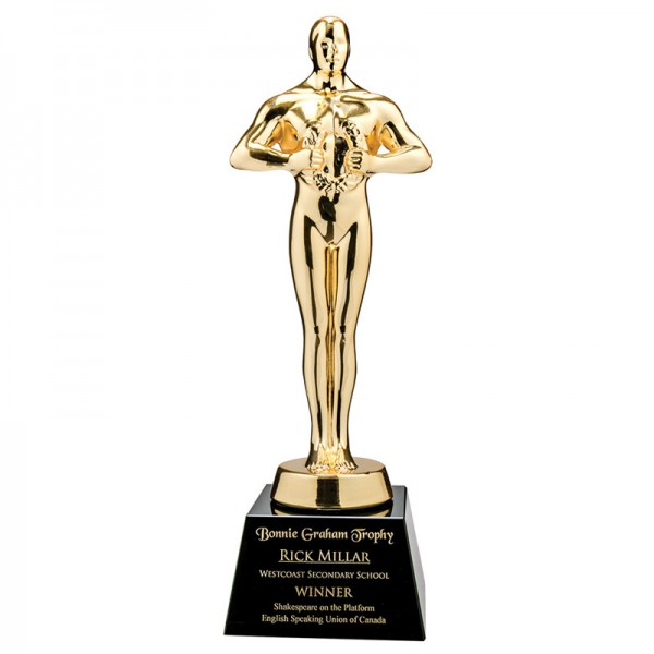 Trophée Réalisation Oscar GMF1031