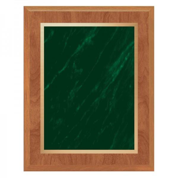 Plaque Érable et Verte PLV465-MAPLE-GR-CLEAN