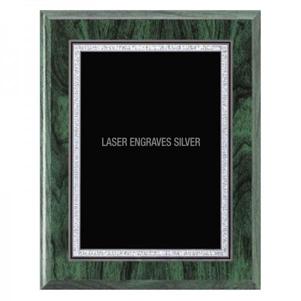 Plaque Verte Série Florentine PLV509-GR-LASER