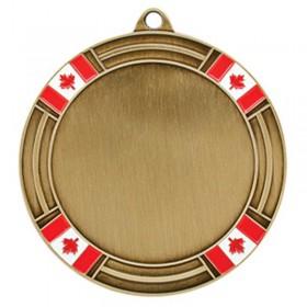 Canada Medal 2 5/8 MMI 5070G