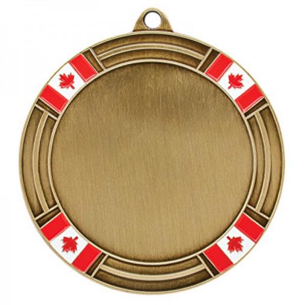Médaille Canada 2 5/8 MMI 5070G