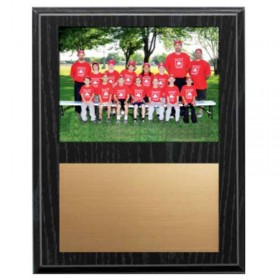 Slide-In Photo Plaque 436GS/BKO