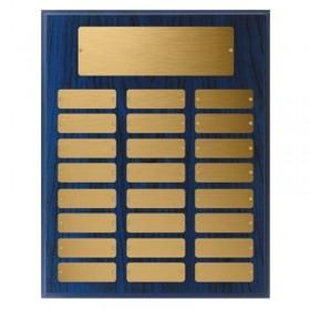 Annual Plaque / 24 plates PAP48467G