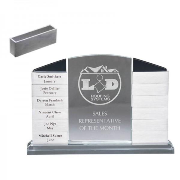 Plaque Annuelle de Bureau GSA732-plates