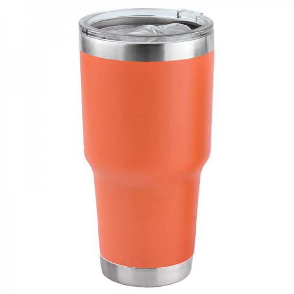 Gobelet Isotherme à personnaliser 30 oz Orange LG14-OR