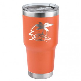 Gobelet Isotherme 30 oz Orange LG14-OR