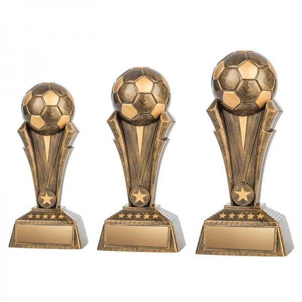 Trophée Soccer XRP713B