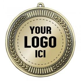 Médaille Insertion 2 3/4 po MMI563-LOGO
