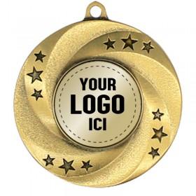 Insert Medal 2 in MMI348-LOGO
