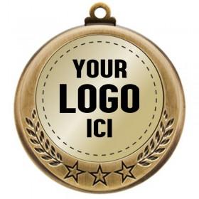 Insert Medal 2 3/4 MMI 4770-LOGO