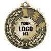 Médaille à Insertion 2 po MMI 3750-LOGO