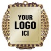 Médaille à Insertion 3 1/2 po MML600-LOGO