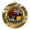 Médaille Or Pinewood Derby 2 3/4 po MMI503-PGS035
