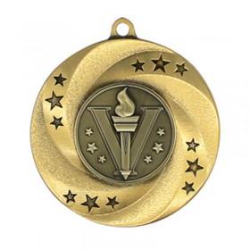 Médaille Or Victoire 2 po MMI34801