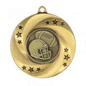 Médaille Or Football 2 po MMI34806