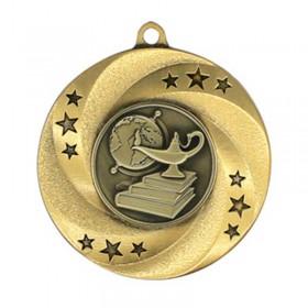 Médaille Or Académique 2 po MMI34812
