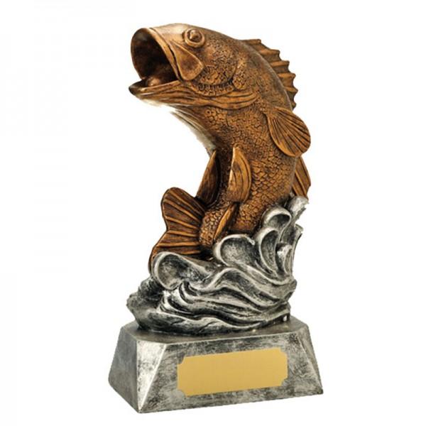 10 in Bass Fishing Trophy 02-0981-01