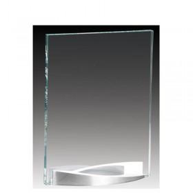 5 3/4 in Glass Trophy GS3681