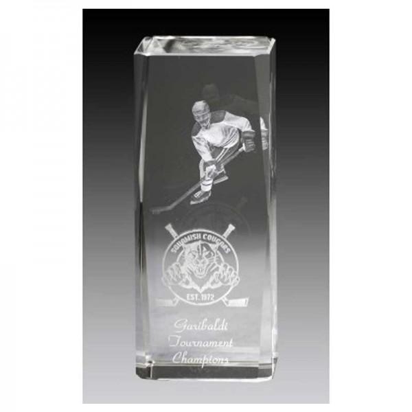 Crystal Hockey Trophy GCY110