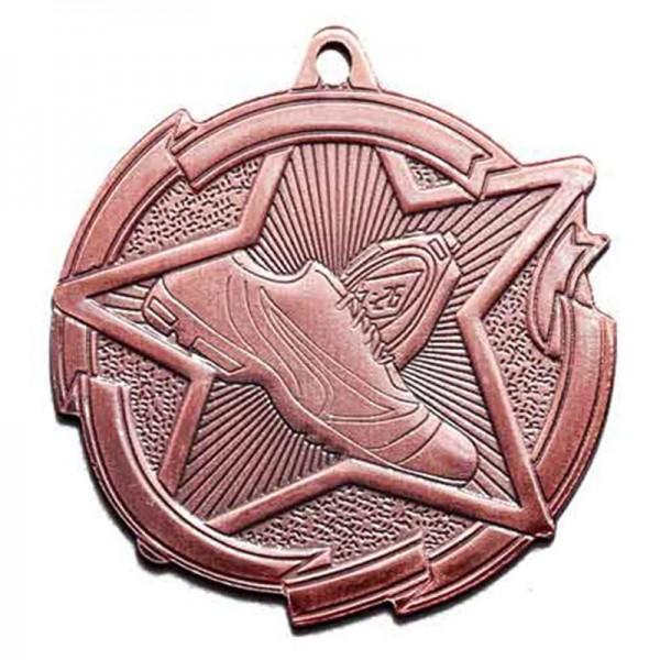 Médaille Bronze Course à Pied 2 3/8 po MD1716AZ
