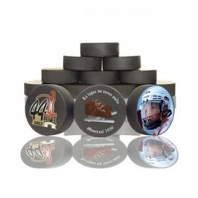 Rondelle Hockey personnalisée
