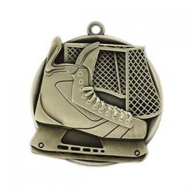 Médaille Hockey MS43200AG