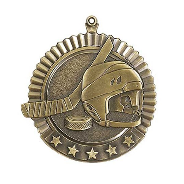 Médaille Hockey MS36200AG