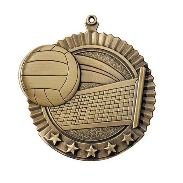 Médaille Volleyball MS36030AG