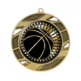 Basketball Medal 2 3/4 in MMI50303G