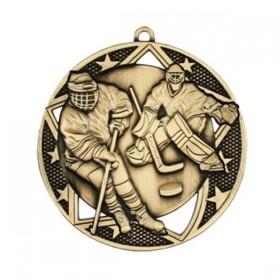 Hockey Medal 2 3/4 in MSS610G