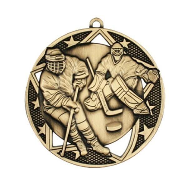 Médaille Hockey 2 3/4 po MSS610G