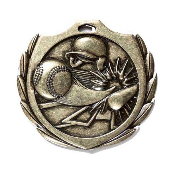 Baseball Medal 2 1/4 in BMD02AG