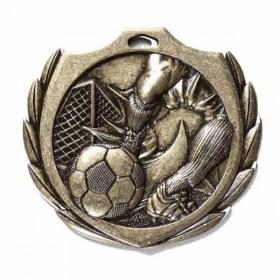 Médaille Soccer 2 1/4 po BMD013AG