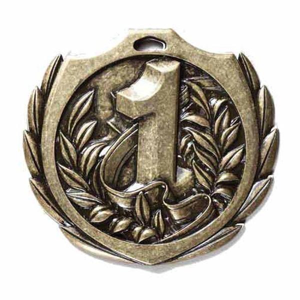 Médaille à Position 2 1/4 po BMD021AG
