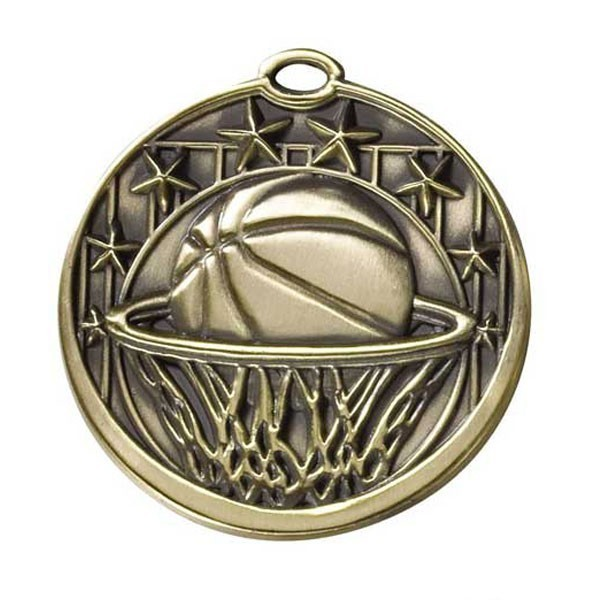 Basketball Medal M703AG