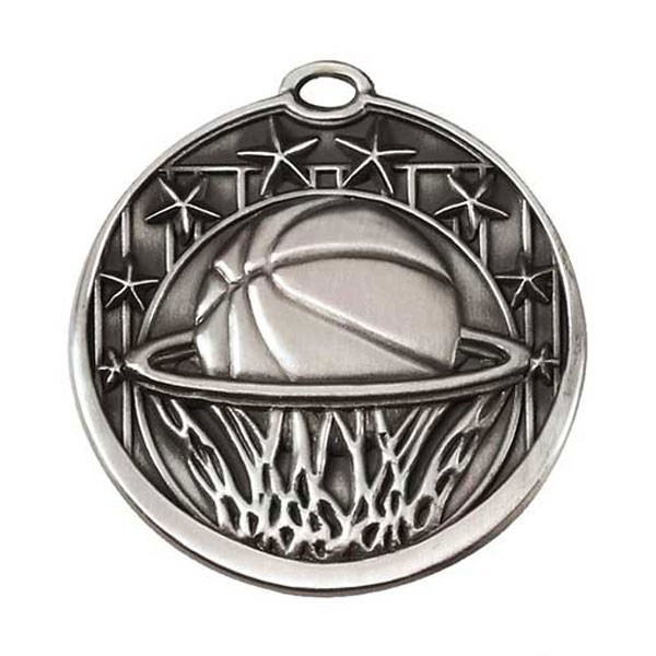 Basketball Medal M703AS