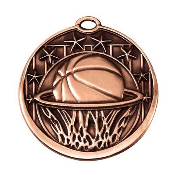 Basketball Medal M703AB