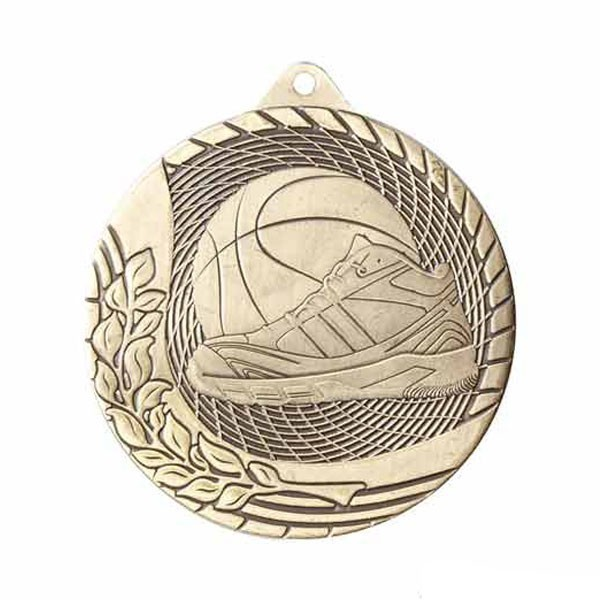 Basketball Medal M1203AG