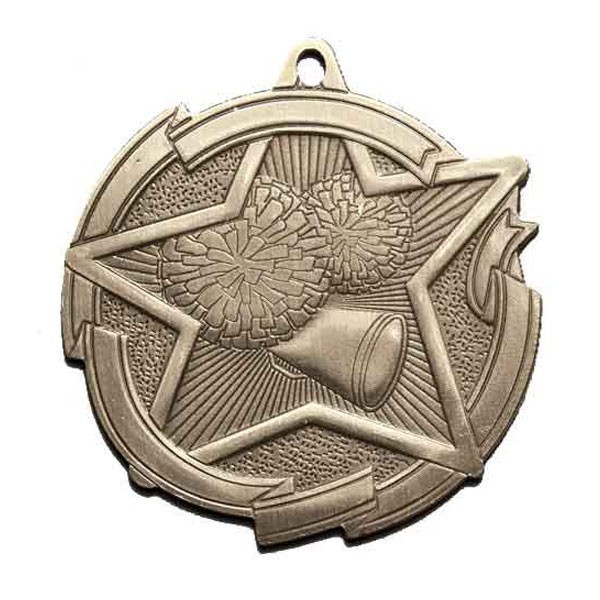 Médaille Cheerleading MD1705AG