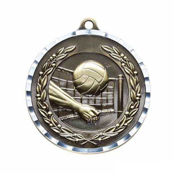 Volleyball Medal MDC17AB