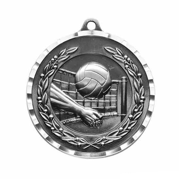 Volleyball Medal MDC17AS